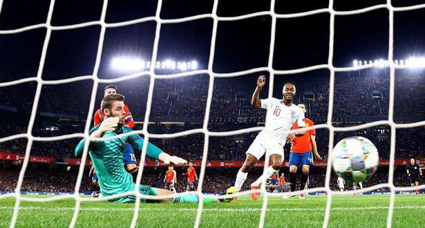 إنجلترا تسقط إسبانيا بثلاثية في دوري الأمم الأوروبية