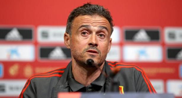 تصفيات كأس العالم 2022 : مدرب المنتخب الاسباني يستغني مجددا عن لاعبي ريال مدريد
