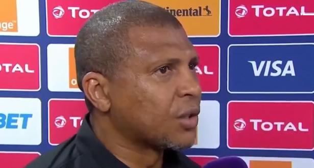 """تصريح مدرب منتخب ناميبيا بعد الهزيمة أمام """"الأسود"""""""