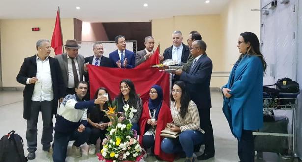 تلميذات مغربيات يتوجن بجوائز أحسن مقاولة مدرسية شابة بسلطنة عمان