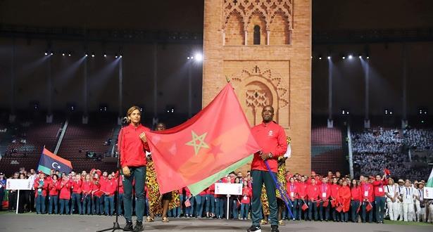الألعاب الإفريقية .. المنتخب المغربي لكرة القدم النسوية يفوز على منتخب غينيا الاستوائية