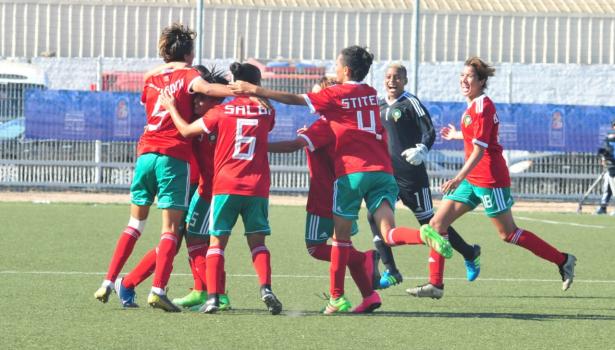 كرة القدم .. المنتخب النسوي لأقل من 20 سنة يهزم الجزائر