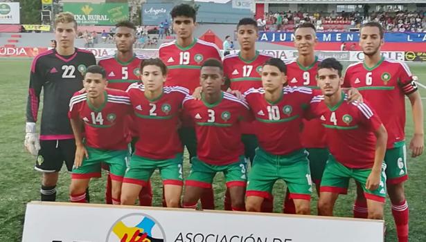 المنتخب المغربي لأقل من 20 سنة يفوز على نظيره المالي