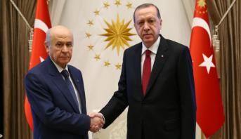 نهاية الحلف الأساسي في تركيا