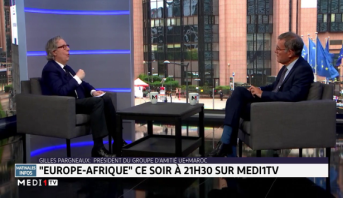 """""""Europe-Afrique"""" samedi  soir à 21h30 sur Medi1TV"""