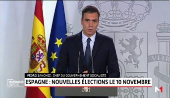 Espagne: nouvelle impasse politique