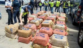 39 معتقلا وحجز 111 كلغ من الكوكايين في عملية أمنية بجزر الكناري