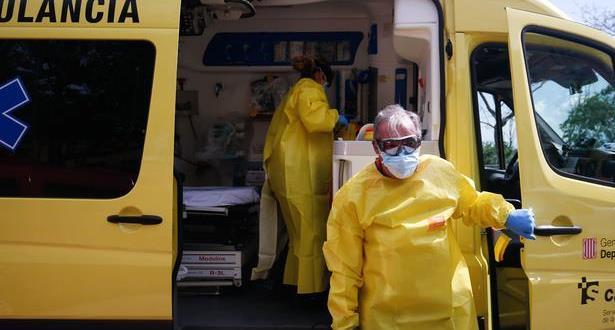 Coronavirus: plus de 26.000 décès et 128.511 guérisons en Espagne