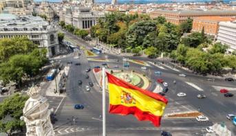 إعلان حالة الطوارئ الصحية في إسبانيا