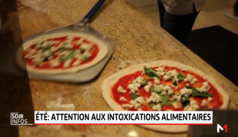 Été: attention aux intoxications alimentaires!