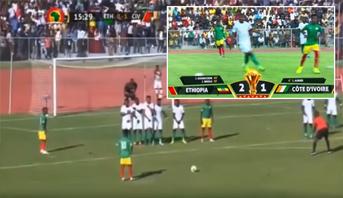 لأول مرة منذ 50 سنة .. منتخب إثيوبيا يحقق إنجازا تاريخيا