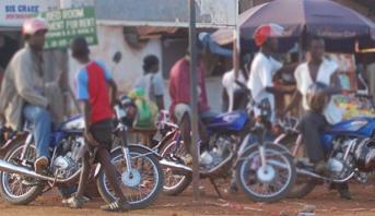 حظر استخدام الدراجات النارية في العاصمة الاثيوبية