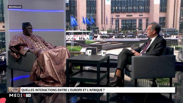 Le Président du Parlement de la CEDEAO met en valeur le rôle stratégique joué par la chaîne panafricaine Medi1TV-Afrique