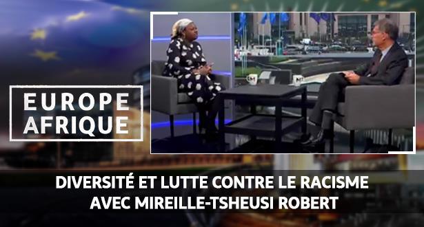 Diversité et lutte contre le racisme avec Mireille-Tsheusi Robert