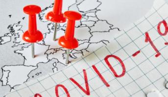 """منظمة الصحة  : أوروبا لا تزال """"في عين الإعصار"""" بشأن كوفيد-19"""