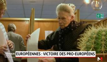 Elections européennes: les pro-européens déjouent les sondages