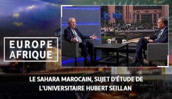 Europe Afrique > Le Sahara marocain, sujet d'étude de l'universitaire Hubert Seillan