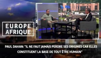 Europe Afrique > Paul Dahan, Fondateur du centre de la culture judéo-marocaine à Bruxelles, invité d'Europe Afrique
