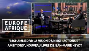 """Europe Afrique > """"Mohammed VI: La vision d'un roi : actions et ambitions"""", nouveau livre de Jean-Marie Heydt"""