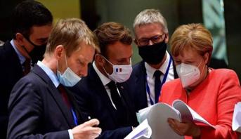 قادة بلدان الاتحاد الأوروبي يقرون خطة تاريخية للانتعاش الاقتصادي