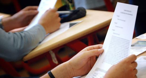 Baccalauréat: l'examen national unifié entre les 8 et 12 juin prochain
