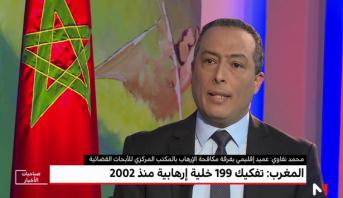 محمد نفاوي : المقاربة الأمنية المغربية تخضع لحكامة قوامها روح المسؤولية