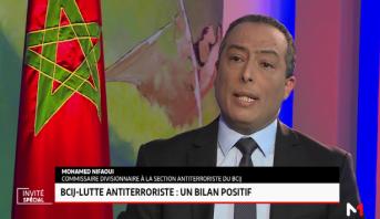Lutte antiterroriste: le bilan très positif de la stratégie marocaine