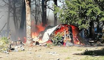 Un avion militaire belge s'écrase en France (ministère de la défense)