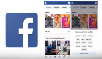 LOL فیسبوك تختبر تطبیقا جدیدا یستھدف المراھقین باسم