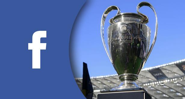 Football: Le réseau social Facebook diffusera en exclusivité la Ligue des champions en Amérique latine