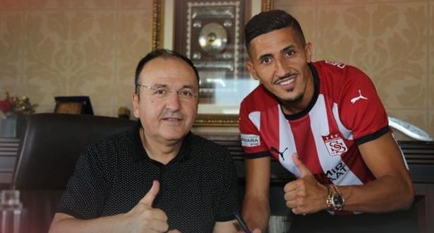"""فيصل فجر ينضم لنادي """"سيفاسبور"""" التركي"""