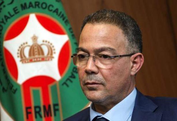 CAN 2019: Lekjaa exhorte les joueurs à être à la hauteur des aspirations du peuple marocain