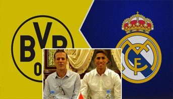 أشرف حكيمي بين ريال مدريد ودورتموند .. والد اللاعب يكشف تطورا جديدا