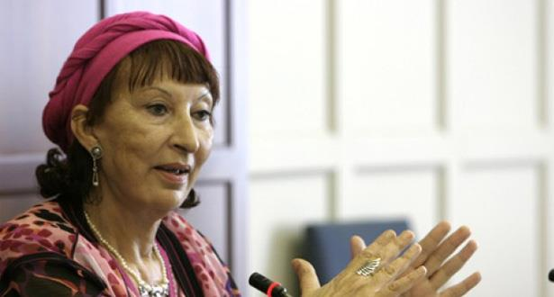 Hommage posthume à feue Fatima Mernissi à Bruxelles