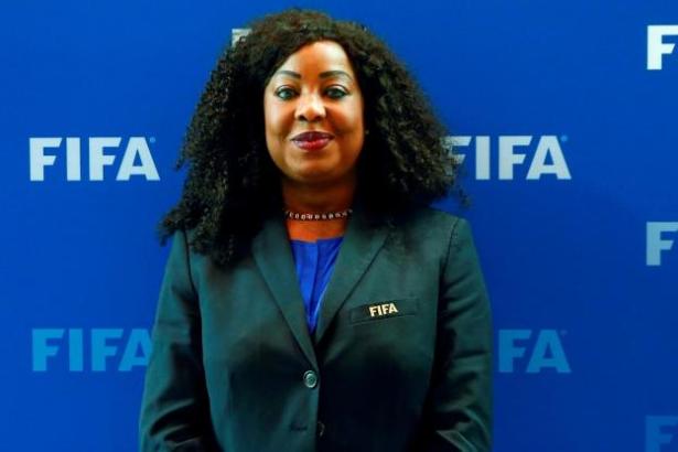 """Le Maroc est à """"l'avant-garde"""" pour le développement du football féminin"""