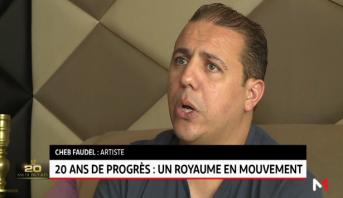 Témoignage de Cheb Faudel, chanteur de raï franco-algérien