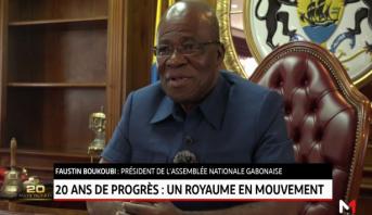 Témoignage de Faustin Boukoubi, président de l'assemblée nationale Gabonaise