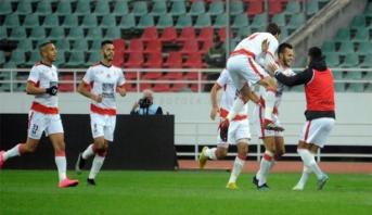 بعد التتويج القاري .. أول هزيمة للرجاء في البطولة المغربية