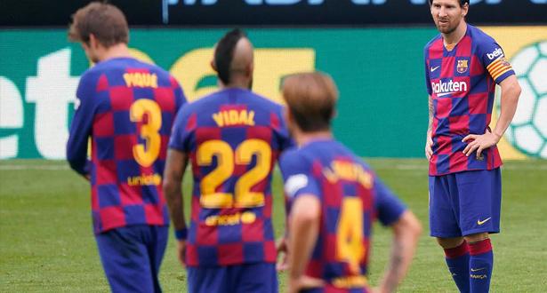 اختبار مصيري لبرشلونة لوقف نزيف النقاط