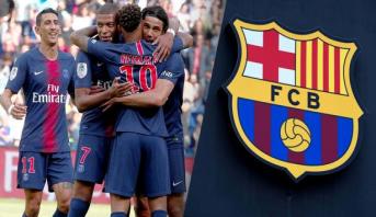 بعد فشل صفقة نيمار .. برشلونة يلاحق نجم سان جرمان الأول