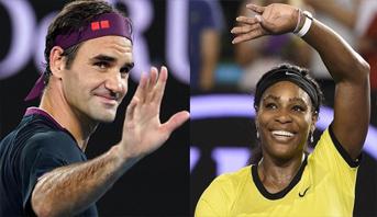 Open d'Australie : Serena Willams et Roger Federer qualifiés au 2ème tour