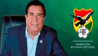 وفاة رئيس الاتحاد البوليفي لكرة القدم بسبب كوفيد-19