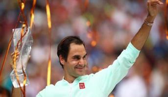 Federer de retour à Roland-Garros après quatre ans d'absence