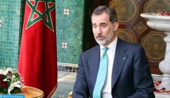 الملك فيليبي السادس: إسبانيا والمغرب يعملان على تعزيز وتوطيد شراكتهما الاستراتيجية
