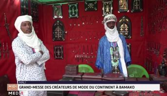 Grand-messe des créateurs de mode du continent à Bamako