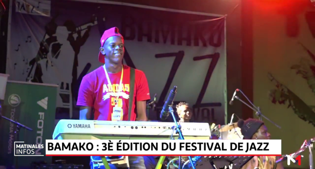 Bamako: 3ème édition du festival de Jazz