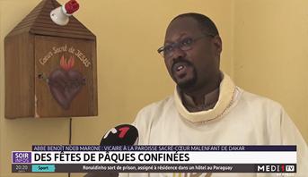 Sénégal: des fêtes de Pâques confinées