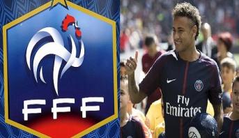 رابطة الدوري الفرنسي: نيمار مخول للعب ضد غانغان