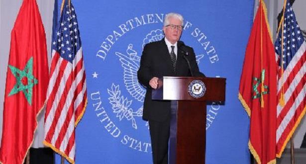 """ديفيد فيشر: الاعتراف بمغربية الصحراء """"تطور طبيعي"""" في موقف الإدارات الأمريكية"""