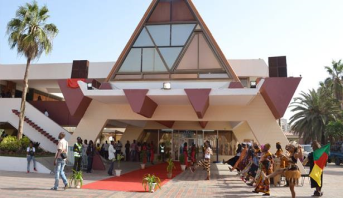 افتتاح فعاليات الدورة الـ 28 للمعرض الدولي لدكار بمشاركة المغرب